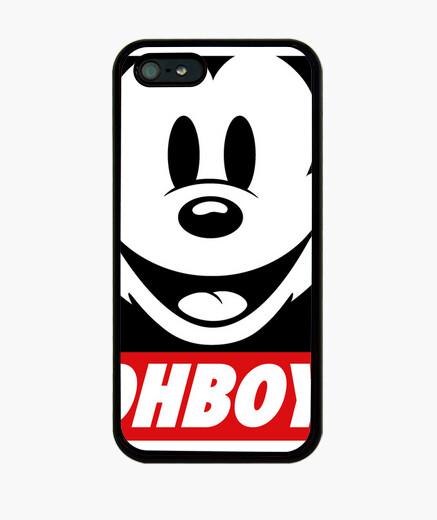 Funda iPhone OhBoy Mickey Mouse