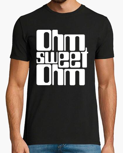 Camiseta Ohm Sweet Ohm