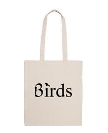 oiseaux (sac)