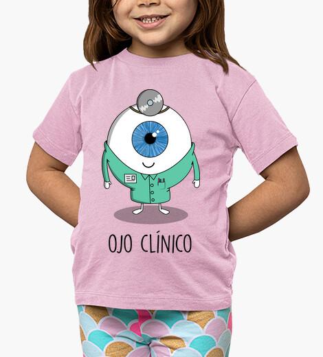 Ropa infantil Ojo Clinico