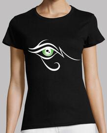 Ojo de Horus Blanco y Verde