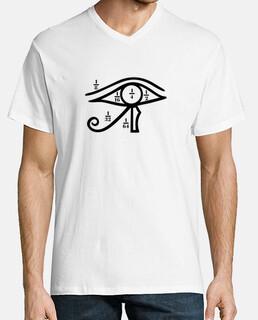 Ojo de Horus (matemáticas áureas)