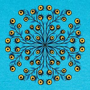 ojo monstruo extraña simetría criatura T-shirts
