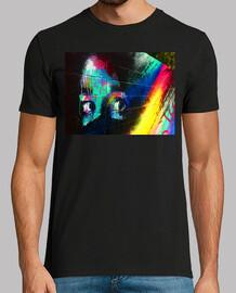 Ojos Grafiti - Camiseta Hombre