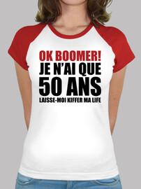 ok boomer solo tengo 50 años