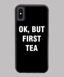 ok mais premier thé