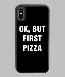 ok mais première pizza