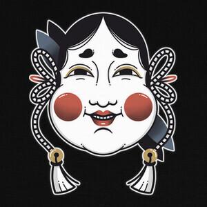 Camisetas Okame tattoo