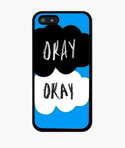 Funda iPhone Okay Okay iPhone 5 (Bajo la...