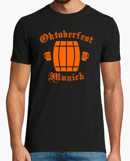 T-shirt oktoberfest monaco