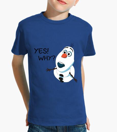 Ropa infantil Olaf (Frozen)