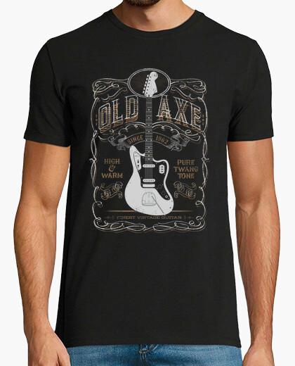 Camiseta Old Axe Jaguar