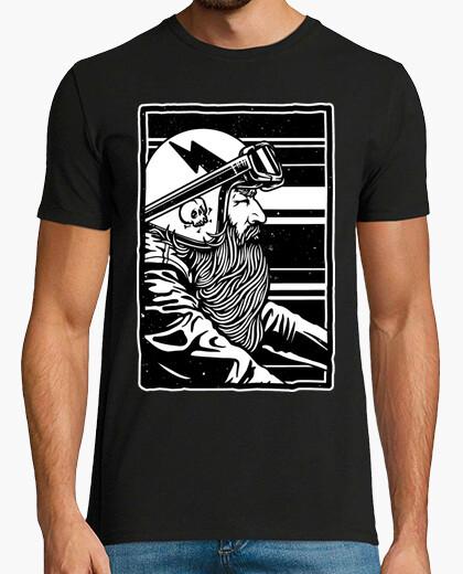 Old biker t-shirt