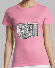 old camera (girl)
