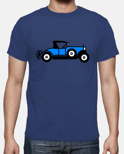 Camisetas Old car.