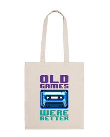 Old games were better (cassette)