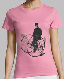 Old man bicycle