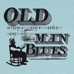 Camisetas Old Man Blues