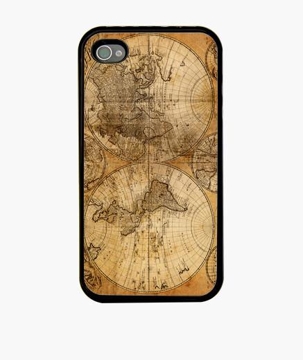 Funda iPhone Old Map 1746