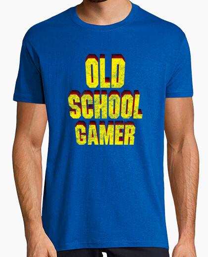 Tee-shirt Old School Gamer