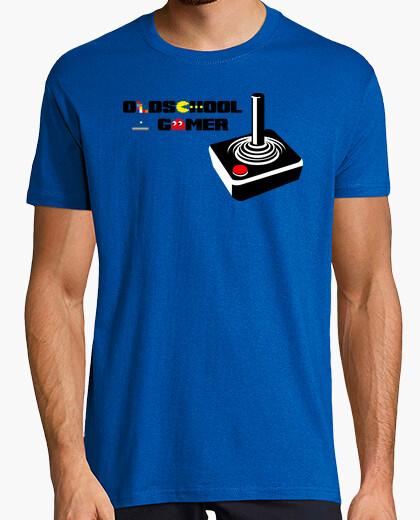734310793 Old School Gamer - Joystick Atari T-shirt - 893593 | Tostadora.com
