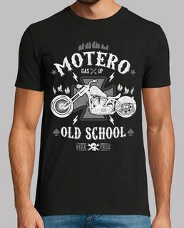 old school motero