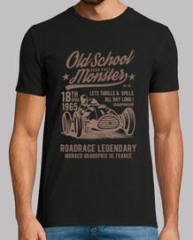 Old School Road Race Monster