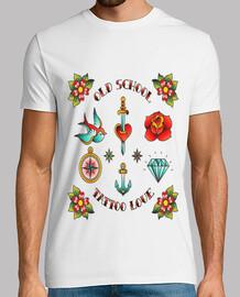 Camisetas Old School Tattoo Más Populares Latostadora