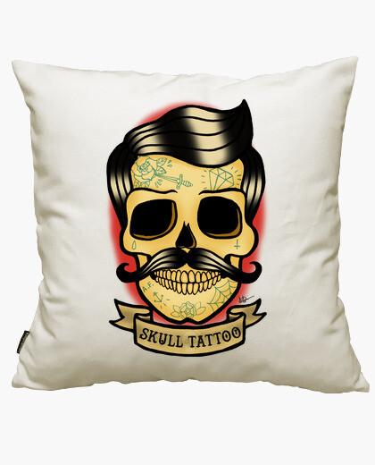 Funda cojín Old skull !!!