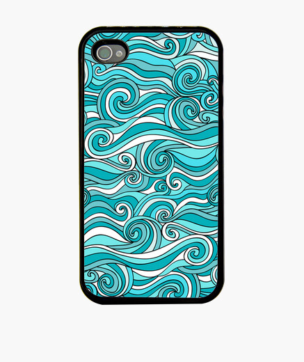 Funda iPhone Oleaje de mar