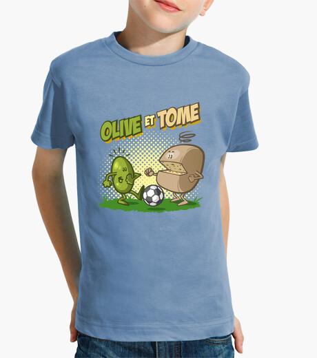 Abbigliamento bambino olive e volume
