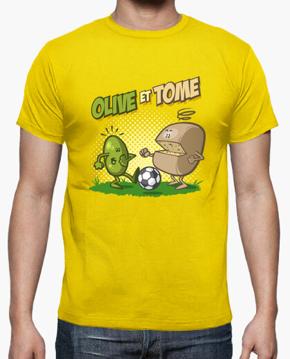 Tee-shirt Olive et Tome