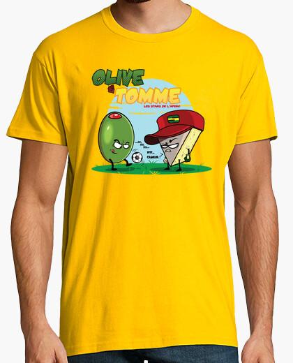Tee-shirt Olive et Tomme les stars de l'Apéro