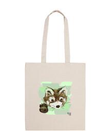 oliver - bolsa de pandas rojos