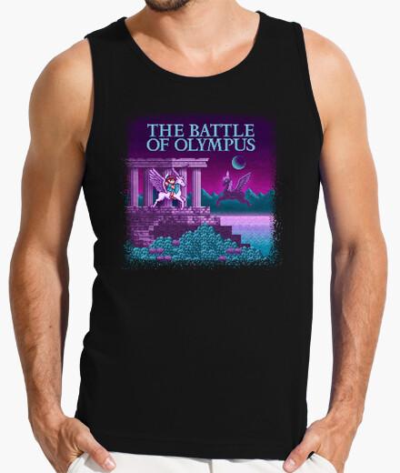 Camiseta olympus de batalla
