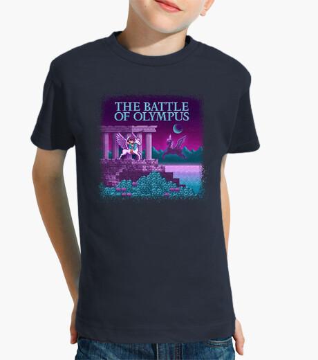 Ropa infantil olympus de batalla
