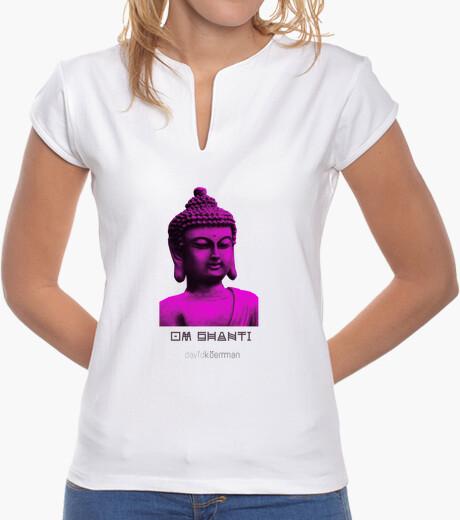 Camiseta OM SHANTI