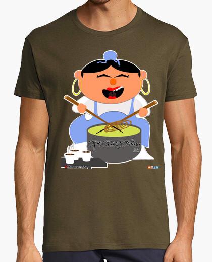 Camiseta Oma churros