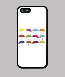 ombrelloni colorati
