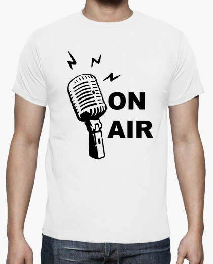 Camiseta On Air