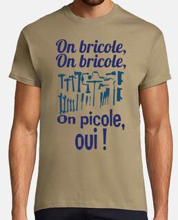 on bricole on bricole on picole ouiDessin nº 1281308