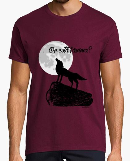 T-shirt on è lanima? (musical projecte susannes)