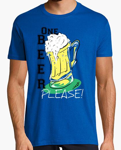 Camiseta ONE BEER