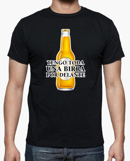 One beer ahead t-shirt