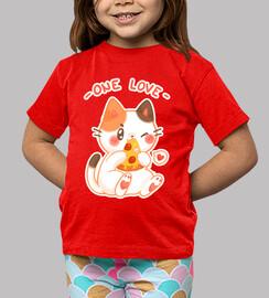 One love - gato pizza