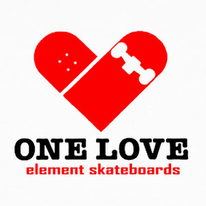 Camisetas One Love Skateboards