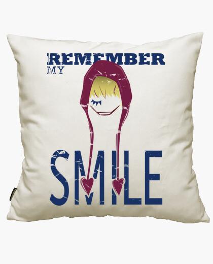 Funda cojín One Piece - Remember my Smile