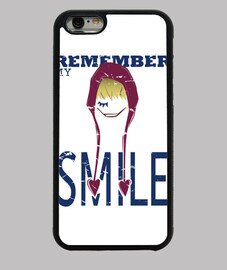 One Piece Smile for iPhone 6