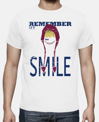 One Piece Smile for men