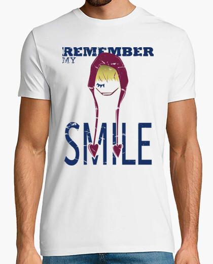 Camiseta One Piece Smile para hombre